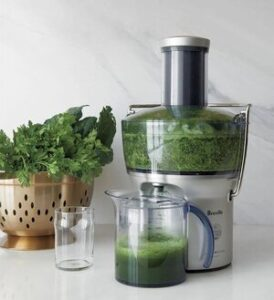 Breville Compact Juicer - Cleaning