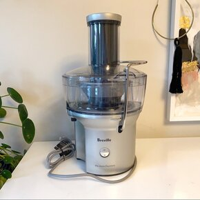 Breville Compact Juicer - Power